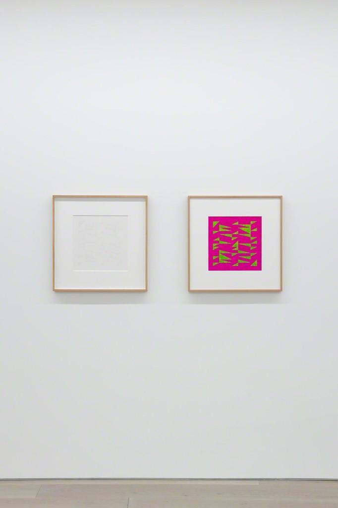 View of the exhibition «TNTR AA» by Gabriel de la Mora at Perrotin New York. Courtesy Perrotin. Photo (c) Guillaume Ziccarelli.