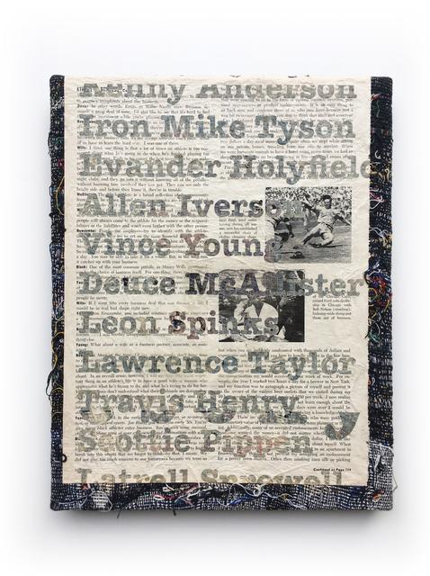 , 'Broke,' 2017, Miller Gallery