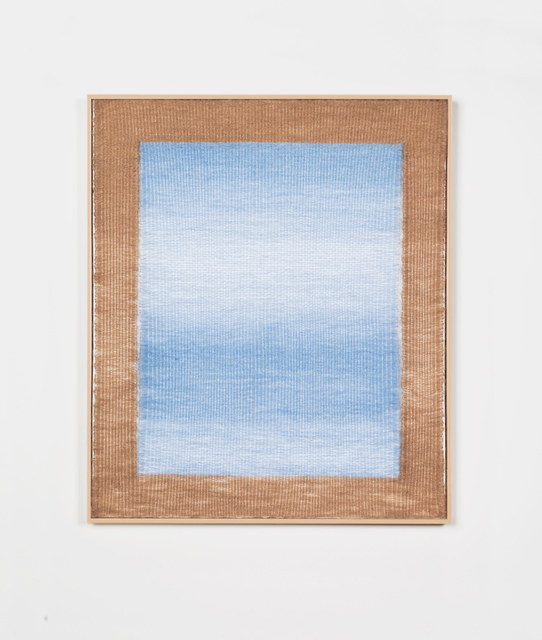 Mimi Jung, 'Tan and Pale Blue', 2016, Children's Museum of the Arts Benefit Auction