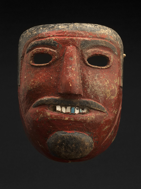 Unknown Artist, 'Mexico - Oaxaca Carnival mask, possibly Moor', Late 20th C., Cavin-Morris Gallery