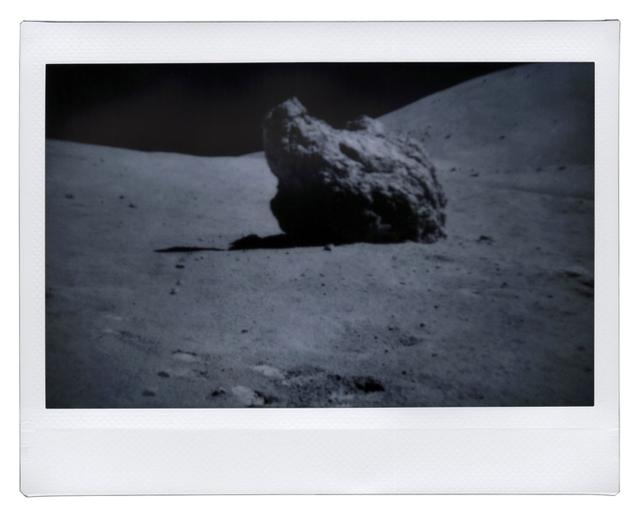 , 'Shadow Rock-Smoky Mountain_Moon,' 2013, Pasto