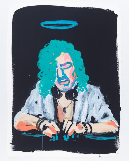 , 'DJ ,' 2016, ACA Galleries