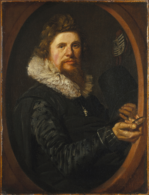 , 'Portrait of a Man,' ca. 1614, Brooklyn Museum