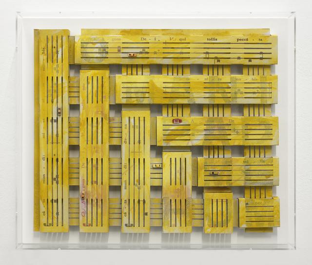 , 'O Mani Padme Hum,' 2012, Galerie Mezzanin