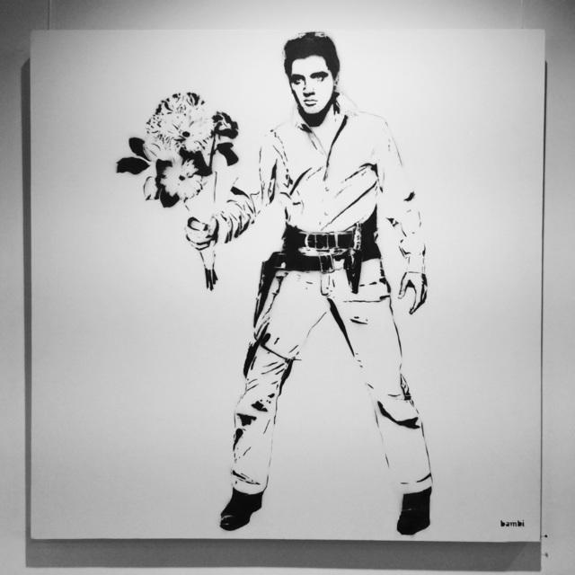 , 'Elvis,' 2018, Joseph Fine Art LONDON