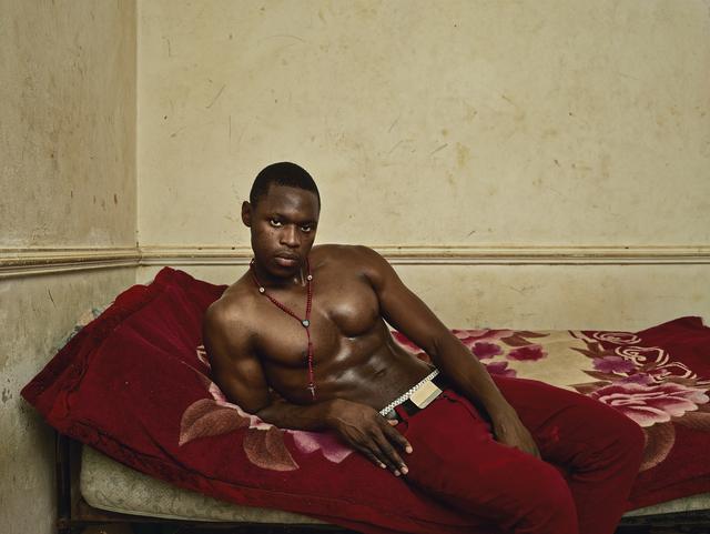 ", 'Louis Matanisa, Cape Town, from the series ""Kin"",' 2013, PRISKA PASQUER"