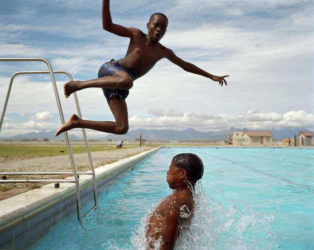 , 'Pool Boys, Khayelitsha, South Africa,' 2005, Francesca Maffeo Gallery