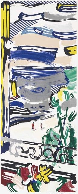 Roy Lichtenstein, 'View from the Window, from Landscape Series', 1985, Christie's
