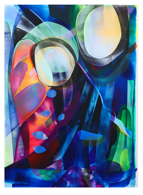 , 'Subaqueous,' 2017, Brand New Gallery