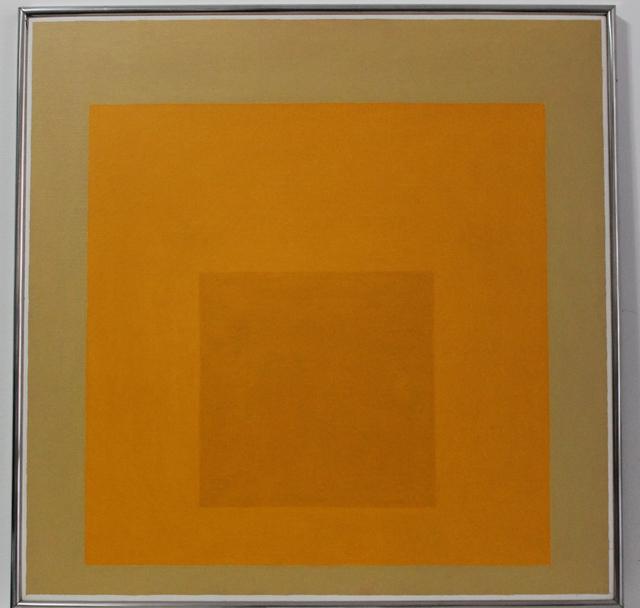 Josef Albers, 'Homage to the Square', 1958, Schacky Art & Advisory