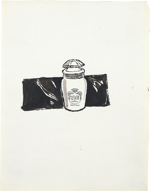 Andy Warhol, 'Elixir de Markoff Royal Jelly', circa 1960, Phillips