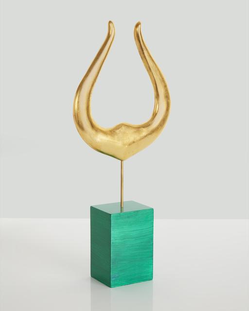 ", '""Bull's Horn"" sculptural object,' 2019, R & Company"