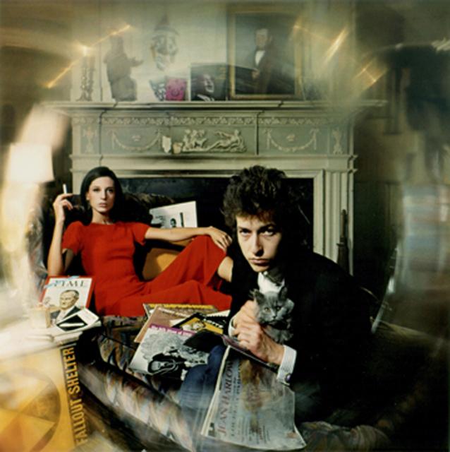 Daniel Kramer | Bob Dylan and Sally Grossman (