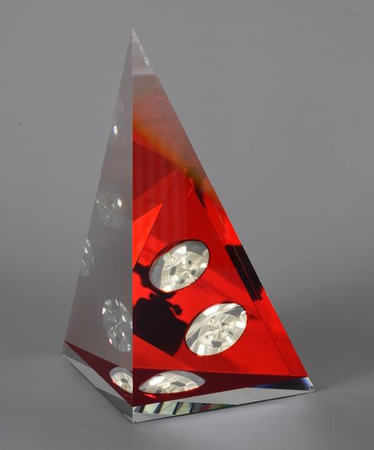 , 'Red,' 2019, Galerie Kuzebauch