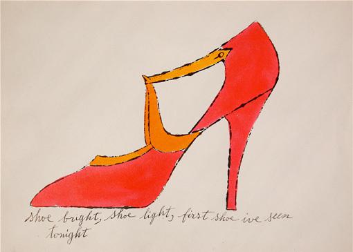 , 'Shoe Bright, Shoe Light...,' 1961, Susan Sheehan Gallery