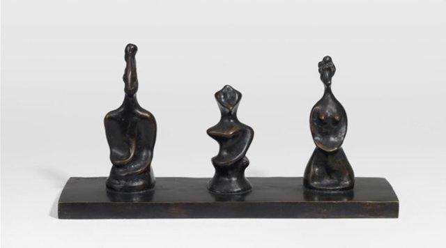 , 'Roi, Reine et Fou,' , Grob Gallery