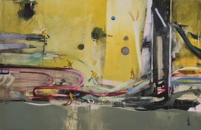 , 'Circuit Break,' 2013, Weinstein Gallery