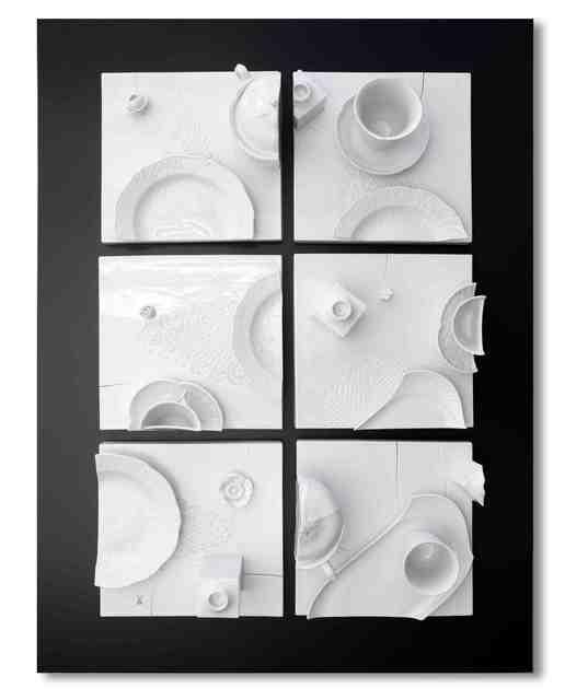 , 'Kleiner Tisch,' 2014, PLUTSCHOW GALLERY