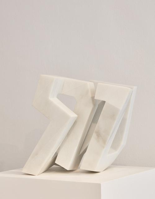 , 'Decostruzione,' 2017, Ronchini Gallery