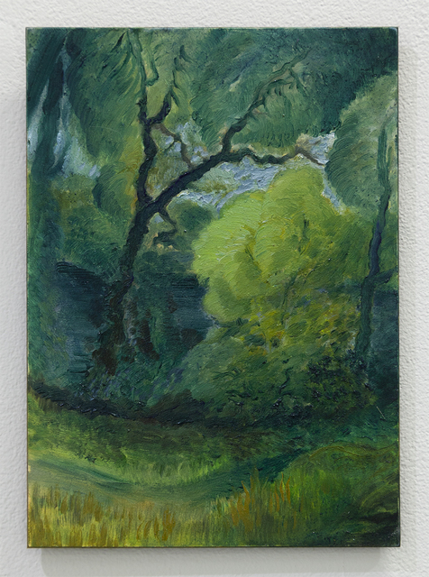 , 'Untitled (Island Pond),' 2019, 1969 Gallery