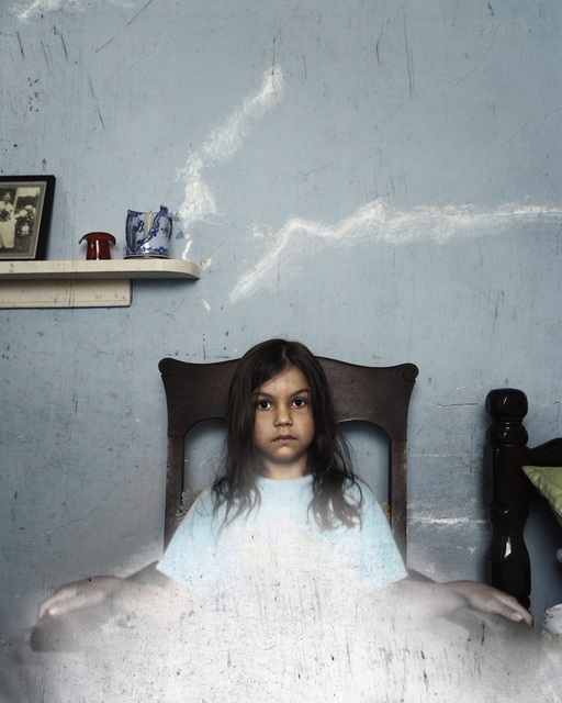 , 'At the Right Hand of God in the Little Bedroom,' 2012, Candela Gallery