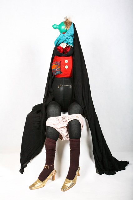 Shirin Fakhim, 'Tehran Prostitutes', 2008, Sculpture, Clay pots, Found materials and Clothes, Ministry of Nomads