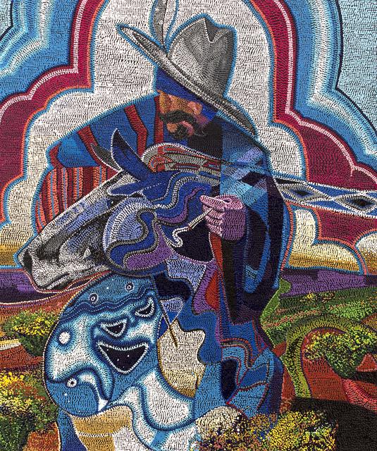 , 'Drifter Mirage,' 2018, Blue Rain Gallery