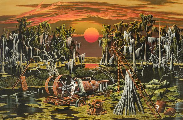 , 'Swamp,' 1969, Hirschl & Adler Modern