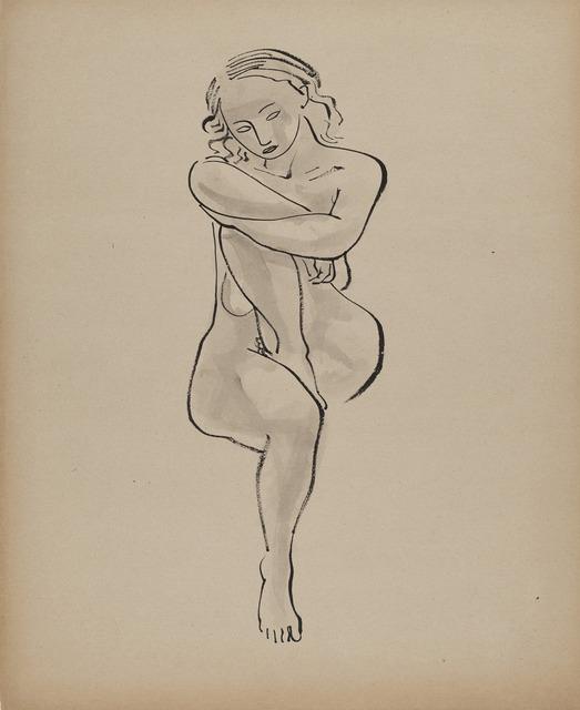 , 'Figure Study,' ca. 1933, Noguchi Museum