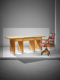 Unique executive desk, designed for the Dulciora offices, Milan