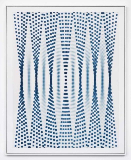 , 'Fresnel Radial (square),' 2018, DOCUMENT