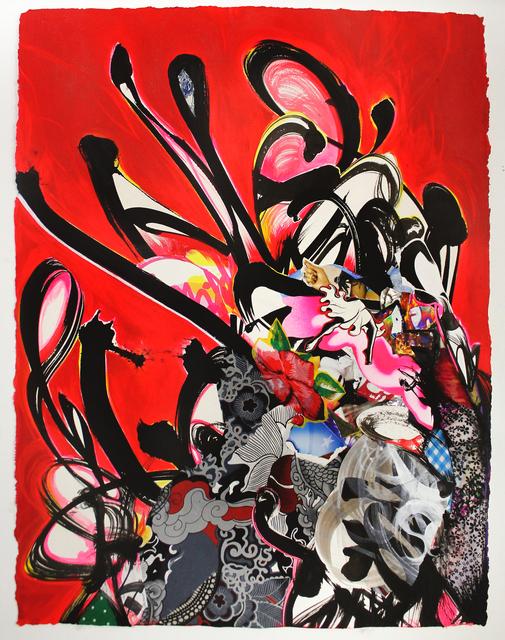 Shinique Smith, 'Magnetic Beam', 2015, BAM
