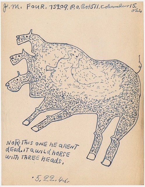 """, '""""Nor this one he arent dead"""",' 1946, Ricco/Maresca Gallery"""