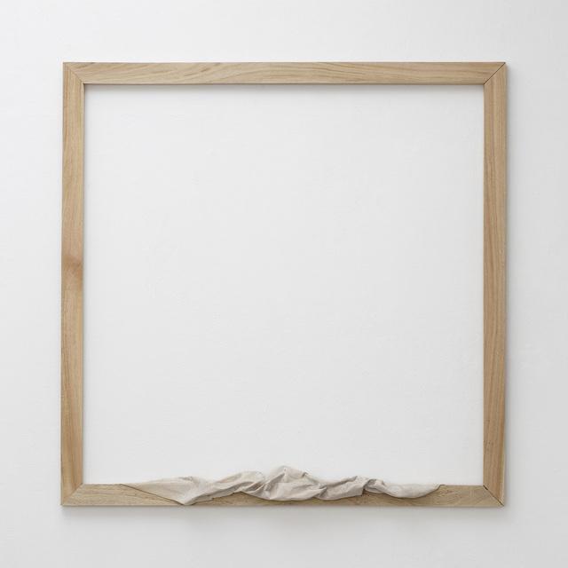 """, 'after drawn """"white"""",' 2015, Yamamoto Gendai"""