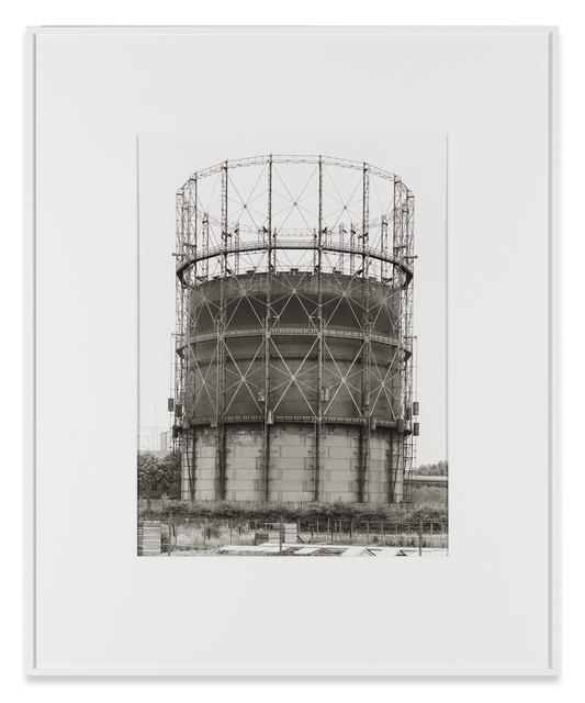 , 'Gas Tank, Grube Anna, Alsorf/Aachen, D,' 1965, Sprüth Magers
