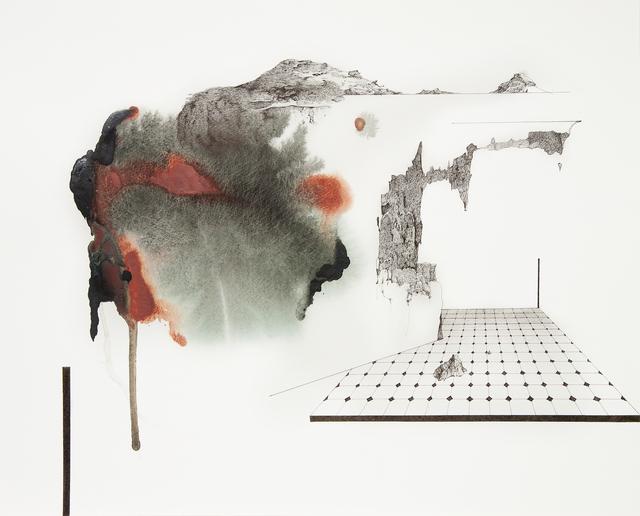, 'Île 2,' 2015, Galerie Maria Lund