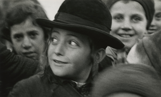 Roman Vishniac, 'Cheder Boy', 1936-1939, Howard Greenberg Gallery
