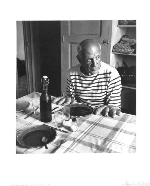 , 'Les Pains de Picasso, Vallauris (1952),' 1998, ArtWise