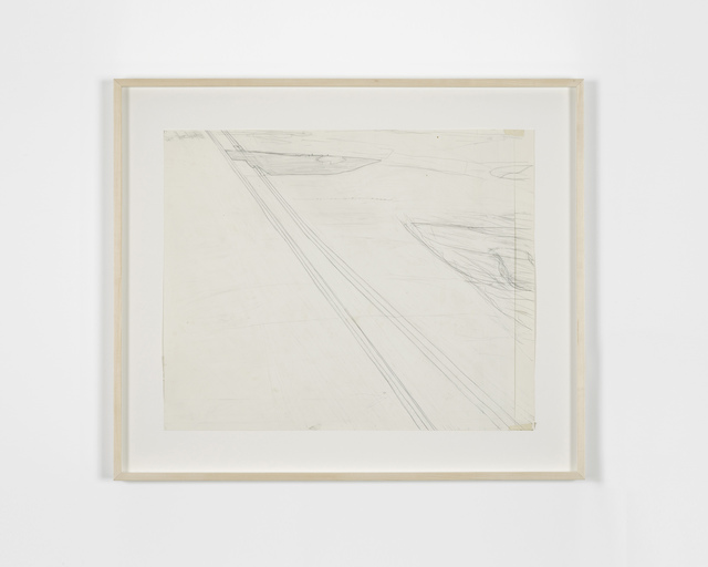 , 'Rail and Woods,' 2001, GRIMM