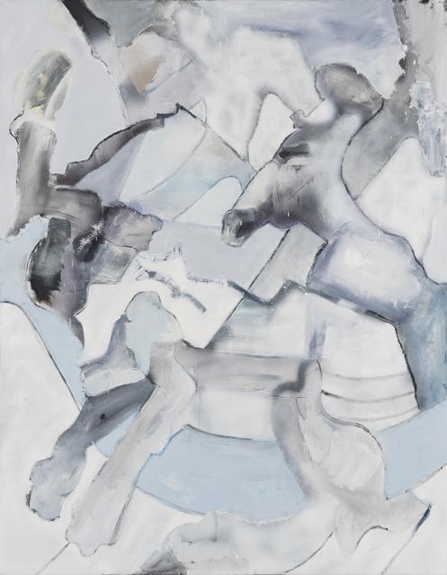 , 'Hammer Zeit,' 2017, SEXAUER Gallery