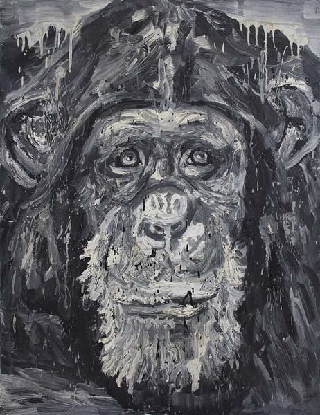 Joseph Tecson, 'Ape', 2011, Light and Space Contemporary