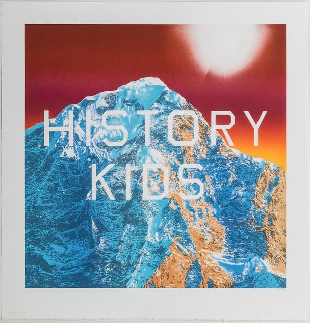 , 'History Kids ,' 2013, Maddox Gallery