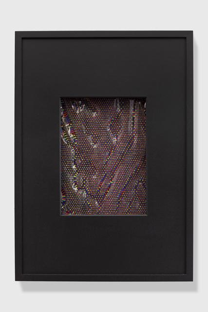 , 'Drunk Pixel,' 2018, Francesca Minini