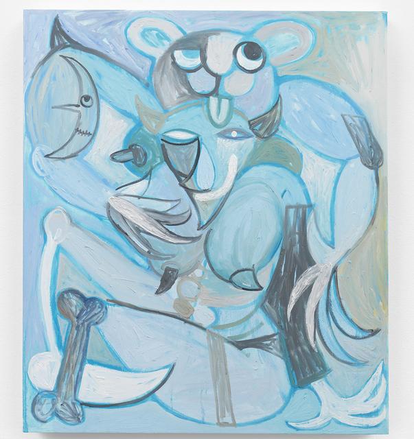 , 'Lovers in Heaven (Ice Prison),' 2016, L'INCONNUE