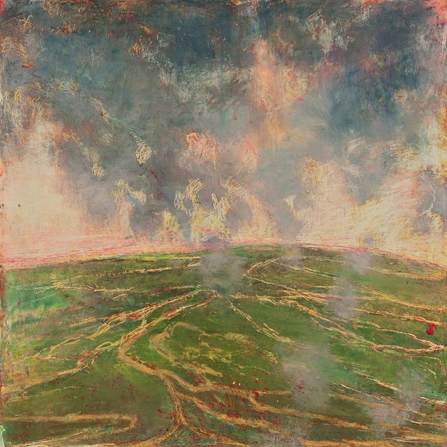 , 'Green Wave #1,' 2012, Cross Mackenzie Gallery