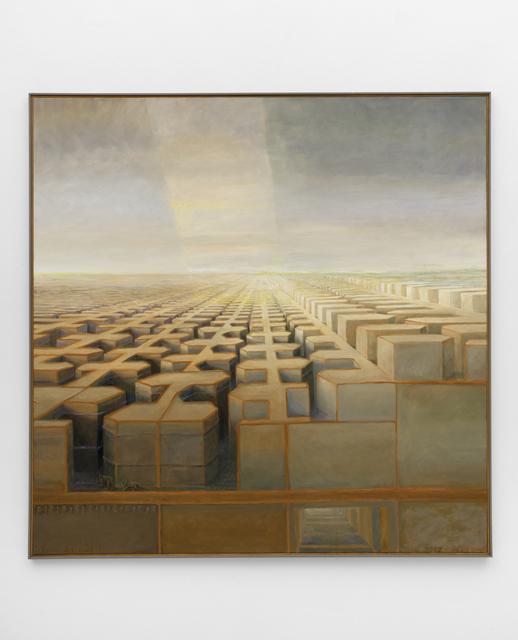 , 'Kyma Astragal,' 2017, PPC Philipp Pflug Contemporary
