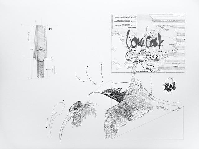 , 'Le Battement des Ailes No.XIV,' 2017, Selma Feriani Gallery