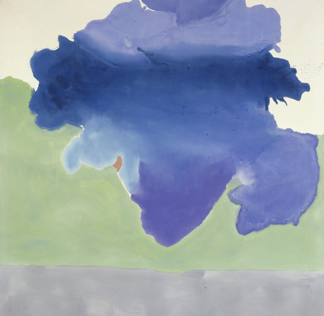 Helen Frankenthaler, 'The Bay,' 1963, Turner Contemporary