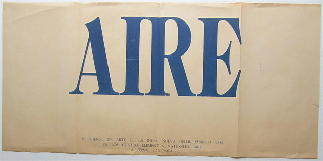 , 'Aire,' 1982, Casas Riegner