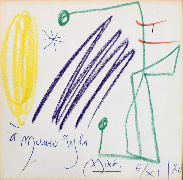 , 'Untitled (Mauro Pejla) | Sans titre,' 1970, Gilden's Art Gallery